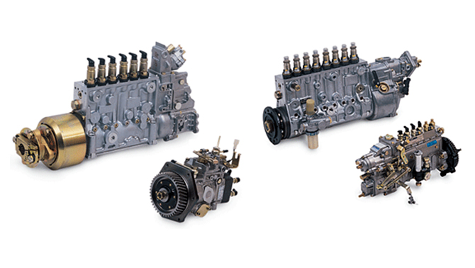 Fuel Injection Pumps image